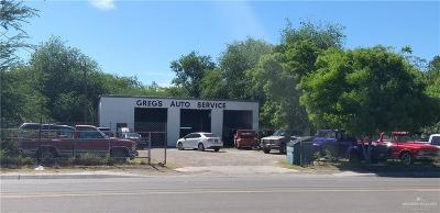 McAllen Commercial For Sale: 7709 N 23rd Street