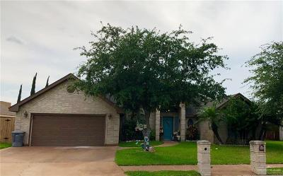 Edinburg Single Family Home For Sale: 1403 Maltese Street