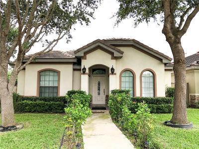 McAllen Single Family Home For Sale: 636 E Thornhill Avenue