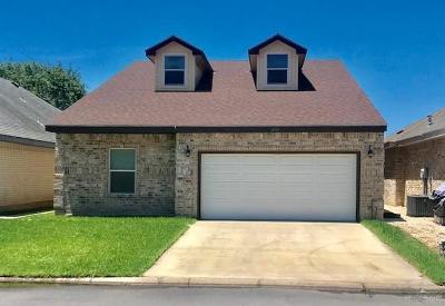 Pharr Single Family Home For Sale: 2616 Ashley Drive