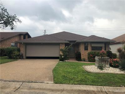 Pharr Single Family Home For Sale: 100 W Moore Road #14