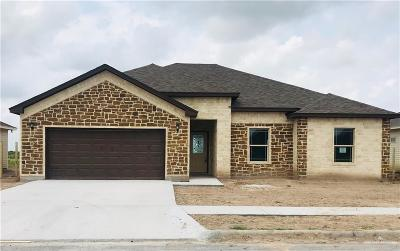 Cameron County Single Family Home For Sale: 6751 Golden Cove Drive