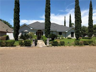 McAllen Single Family Home For Sale: 2323 N 35th Lane