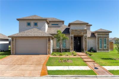 Edinburg Single Family Home For Sale: 2601 Wolverine Street