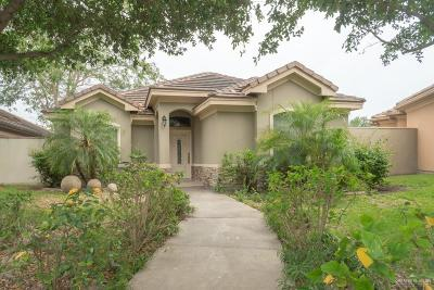 McAllen Single Family Home For Sale: 632 E Sandyhills Avenue