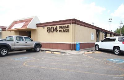 McAllen Commercial For Sale: 804 Pecan Avenue