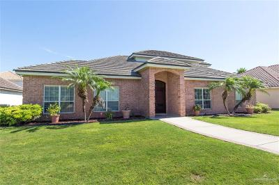 Weslaco Single Family Home For Sale: 1510 Tierra Bella