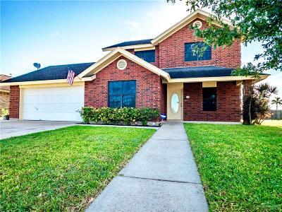 Weslaco Single Family Home For Sale: 1305 S Ambrosia Drive