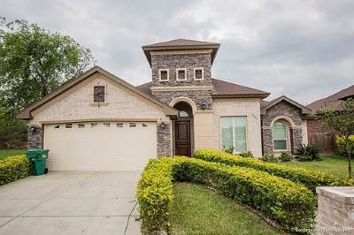 Pharr Single Family Home For Sale: 2605 S Fir Street