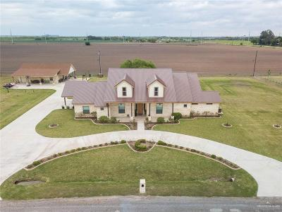 Cameron County Single Family Home For Sale: 10879 Rancho Road
