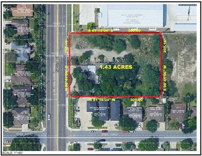McAllen Commercial For Sale: 7008 N 23rd Street