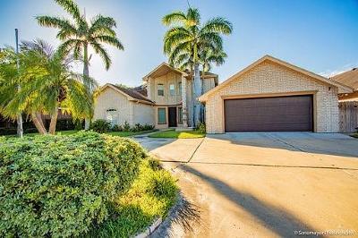 Harlingen Single Family Home For Sale: 3405 Oakmont Drive