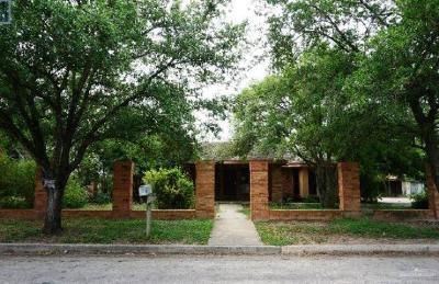 Cameron County Single Family Home For Sale: 841 Naranja Street