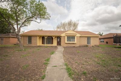 Cameron County Single Family Home For Sale: 1825 Sancho Panza Street