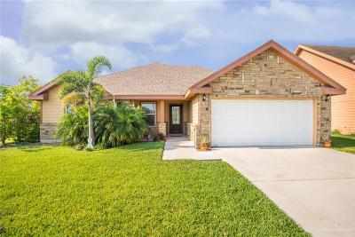 Weslaco Single Family Home For Sale: 3122 Whitetail Drive