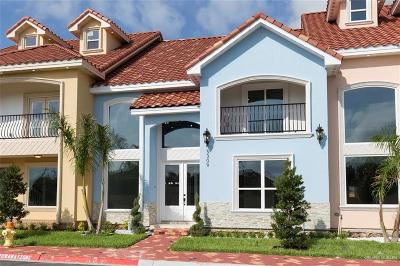 Pharr Condo/Townhouse For Sale: 5309 Crown Point Street
