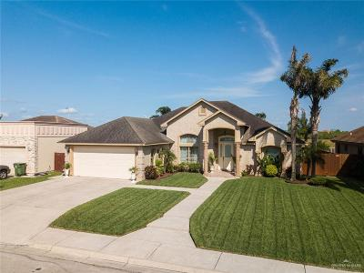 Brownsville Single Family Home For Sale: 6068 Rusty Nail Drive