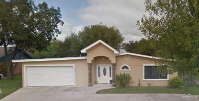 McAllen Single Family Home For Sale: 1108 Harvey Drive