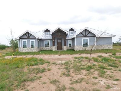 Edinburg Single Family Home For Sale: 35206 Longhorn Drive