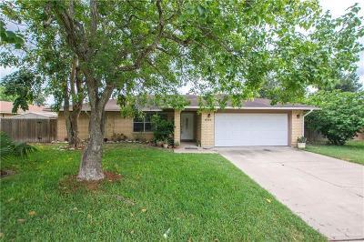 Harlingen Single Family Home For Sale: 1041 E Matz Avenue