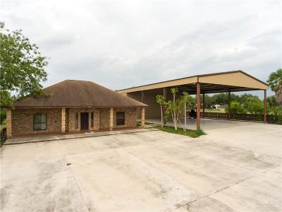 Mission Single Family Home For Sale: 1001 N Shary Road