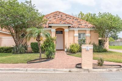 McAllen Single Family Home For Sale: 5000 N Cynthia Street