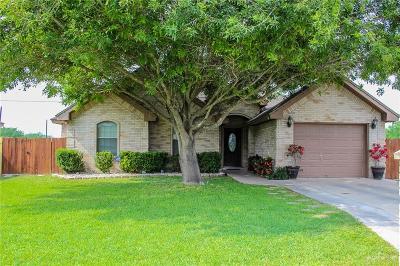 Pharr Single Family Home For Sale: 402 Golden Drive