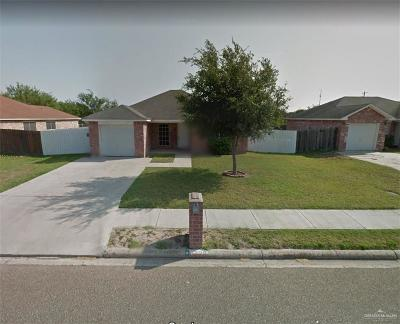 Weslaco Single Family Home For Sale: 2720 Garnet Drive