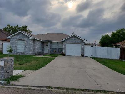 Pharr Single Family Home For Sale: 2306 Yellowfin Avenue