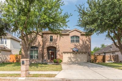 McAllen Single Family Home For Sale: 8422 N 23rd Lane