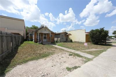 McAllen Commercial For Sale: 602 604 S 15th Street