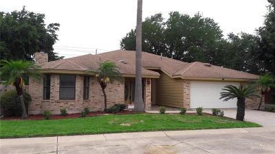 Pharr Single Family Home For Sale: 100 W Moore Road #46