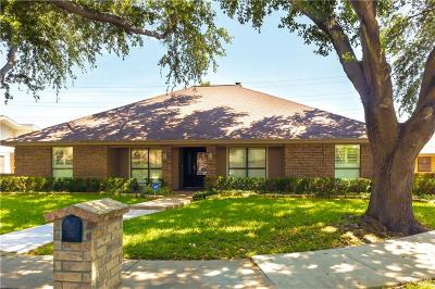 McAllen Single Family Home For Sale: 1334 Tulip Circle