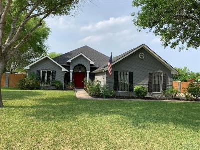 Mission Single Family Home For Sale: 2209 Pebble Drive
