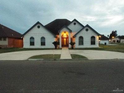 Pharr Single Family Home For Sale: 902 Tara Drive
