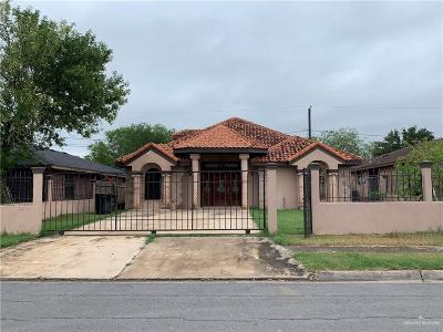 McAllen Single Family Home For Sale: 4809 S 30th Street