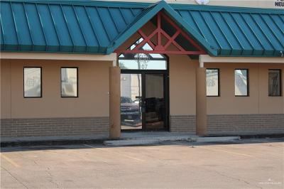 McAllen Commercial For Sale: 2010 Cynthia Street #107