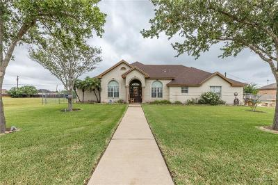 Edinburg Single Family Home For Sale: 616 Ponciana Drive