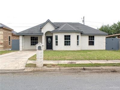 Pharr Single Family Home For Sale: 6508 Rivera Street