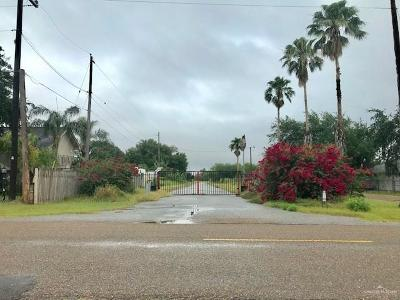 Weslaco Residential Lots & Land For Sale: 00 Camino Real Viejo