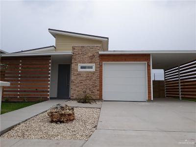 Pharr Single Family Home For Sale: 2312 Dominique Street