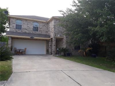 McAllen Single Family Home For Sale: 2105 N 51st Circle