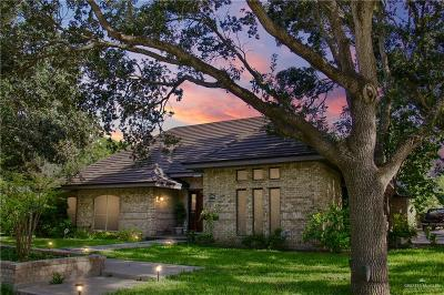 Mission Single Family Home For Sale: 2204 Stonegate Drive