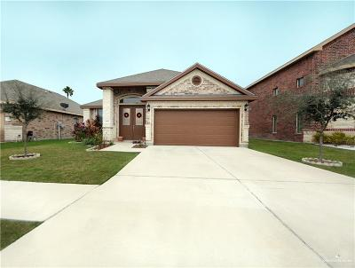 Mission Single Family Home For Sale: 3707 Oriole Drive