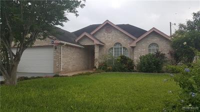 Pharr Single Family Home For Sale: 1001 Regal Drive
