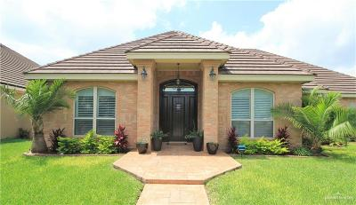 McAllen Single Family Home For Sale: 325 W Heron Avenue