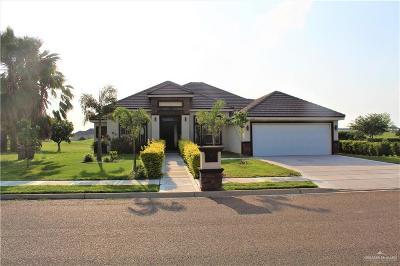 Edinburg Single Family Home For Sale: 2227 Links Drive