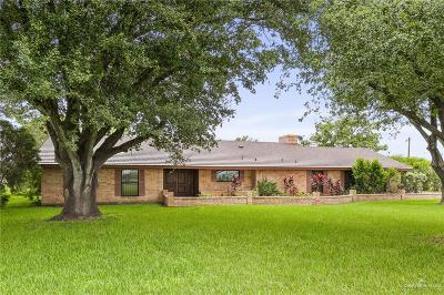 McAllen Single Family Home For Sale: 4024 N Taylor Road