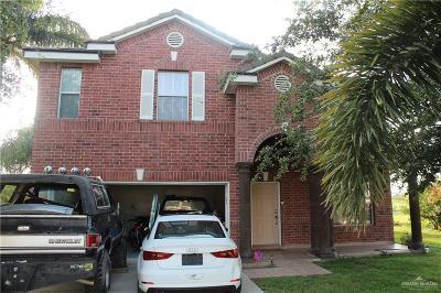 Edinburg Single Family Home For Sale: 2215 Links Drive