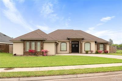 Weslaco Single Family Home For Sale: 1009 Chrysolite Drive